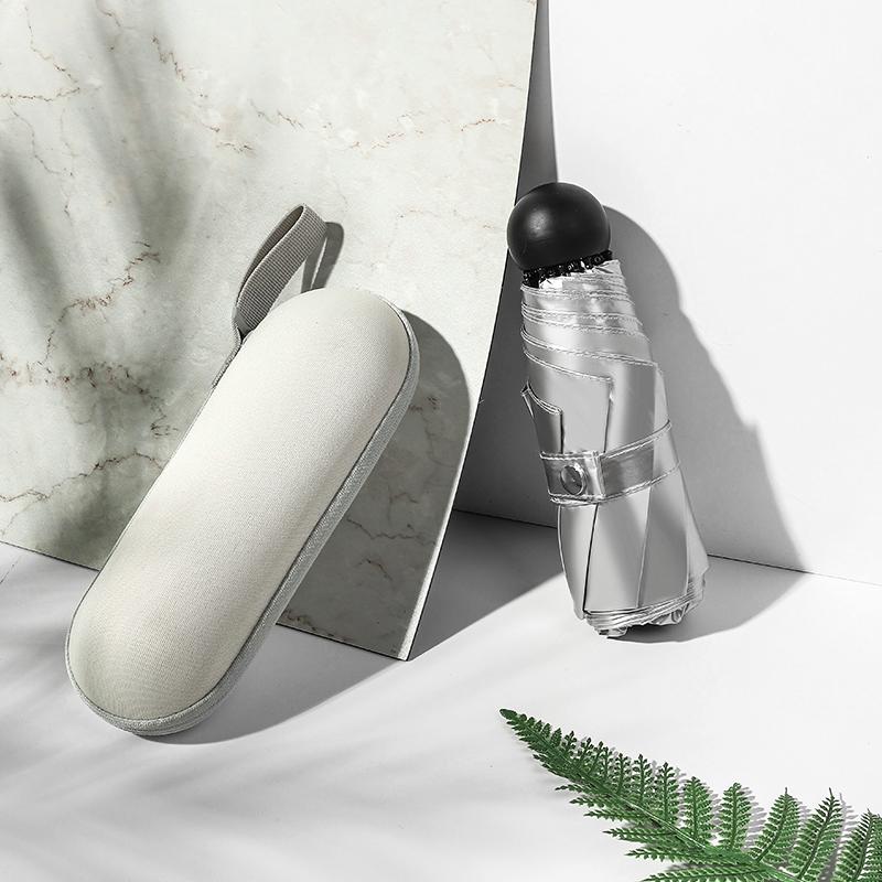 钛银伞可以做到吸收热量吗